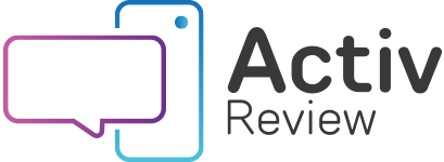 Logo Horizontal - Activ Review